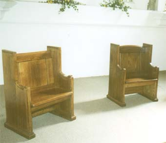 priest chairs
